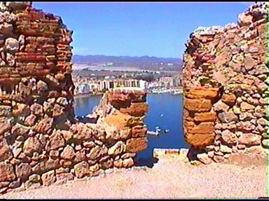 Castillo San Juan de las Águilas